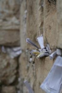 Wailing Wall Prayers